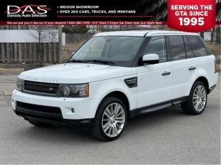 Used 2012 Land Rover Range Rover Sport Luxury  Navigation /Sunroof /Camera for sale in North York, ON