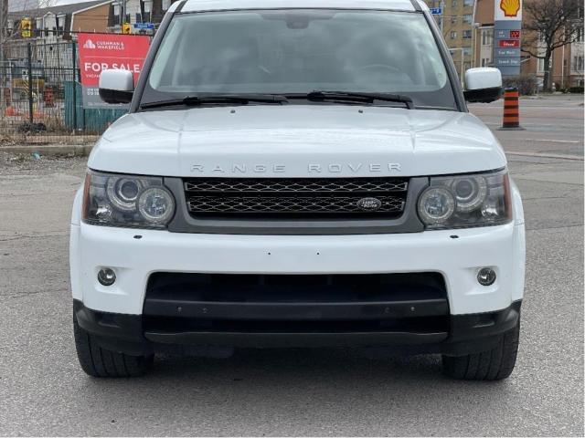 2012 Land Rover Range Rover Sport Luxury  Navigation /Sunroof /Camera Photo2