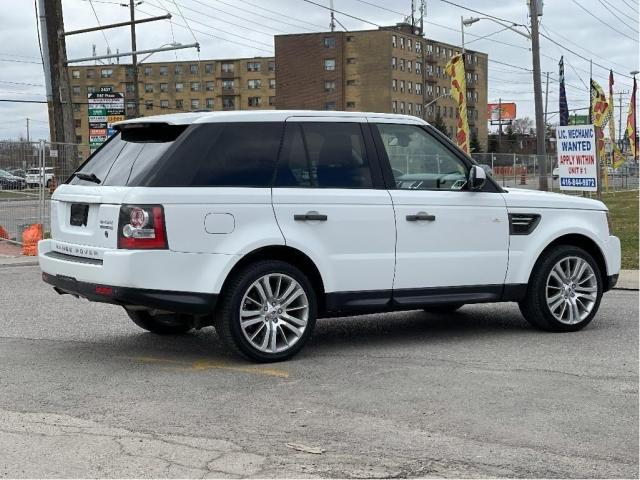 2012 Land Rover Range Rover Sport Luxury  Navigation /Sunroof /Camera Photo5