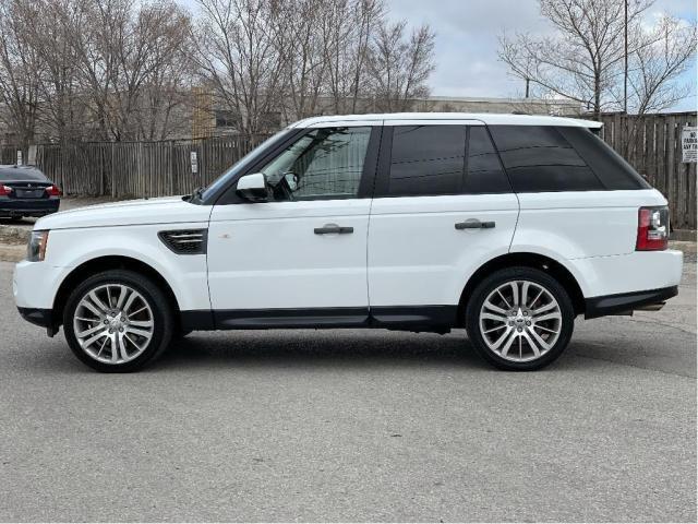 2012 Land Rover Range Rover Sport Luxury  Navigation /Sunroof /Camera Photo7