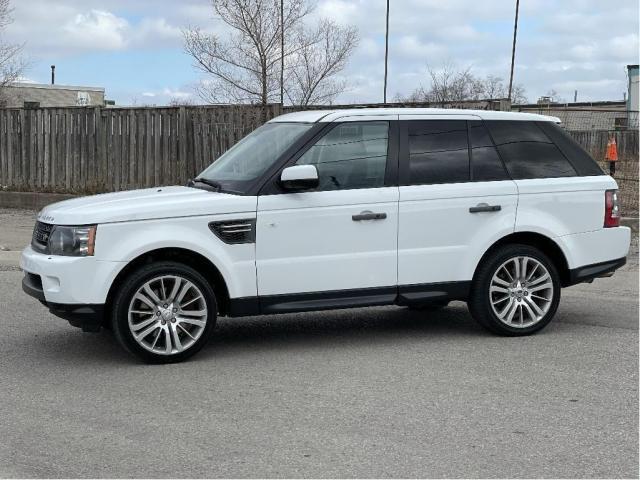 2012 Land Rover Range Rover Sport Luxury  Navigation /Sunroof /Camera Photo8