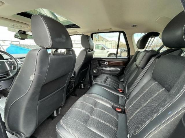 2012 Land Rover Range Rover Sport Luxury  Navigation /Sunroof /Camera Photo9