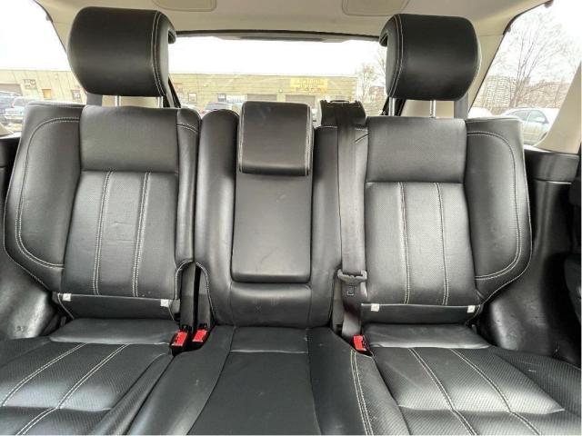 2012 Land Rover Range Rover Sport Luxury  Navigation /Sunroof /Camera Photo10