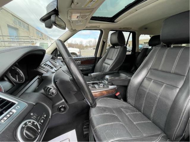 2012 Land Rover Range Rover Sport Luxury  Navigation /Sunroof /Camera Photo11