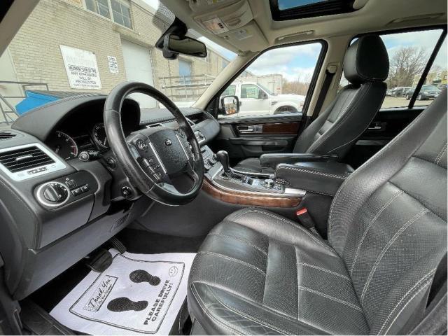 2012 Land Rover Range Rover Sport Luxury  Navigation /Sunroof /Camera Photo12