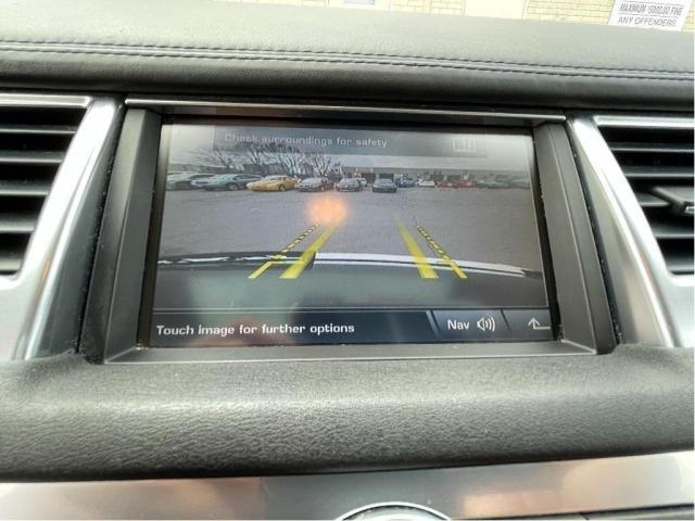2012 Land Rover Range Rover Sport Luxury  Navigation /Sunroof /Camera Photo14