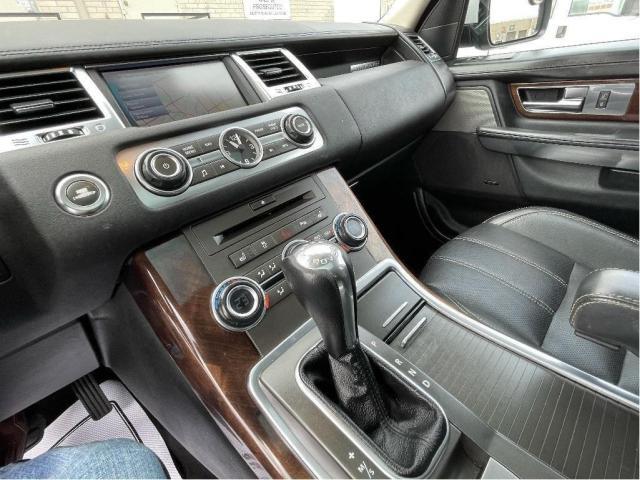 2012 Land Rover Range Rover Sport Luxury  Navigation /Sunroof /Camera Photo18