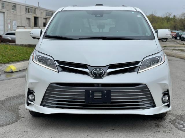 2018 Toyota Sienna Limited  AWD  Navigation /DVD /Sunroof Camera Photo8
