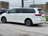 2018 Toyota Sienna Limited  AWD  Navigation /DVD /Sunroof Camera Photo23