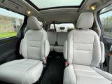 2018 Toyota Sienna Limited  AWD  Navigation /DVD /Sunroof Camera Photo32