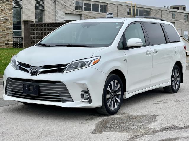 2018 Toyota Sienna Limited  AWD  Navigation /DVD /Sunroof Camera Photo1