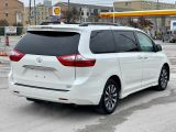 2018 Toyota Sienna Limited  AWD  Navigation /DVD /Sunroof Camera Photo24