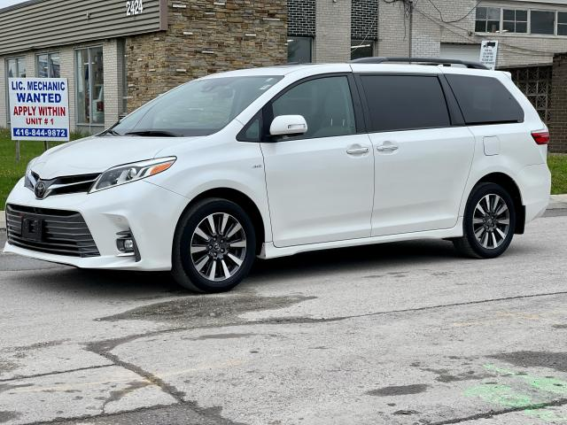 2018 Toyota Sienna Limited  AWD  Navigation /DVD /Sunroof Camera Photo2