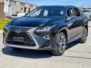 Used 2018 Lexus RX EXECUTIVE PKG NAVIGATION/HUD/PANO ROOF for sale in North York, ON