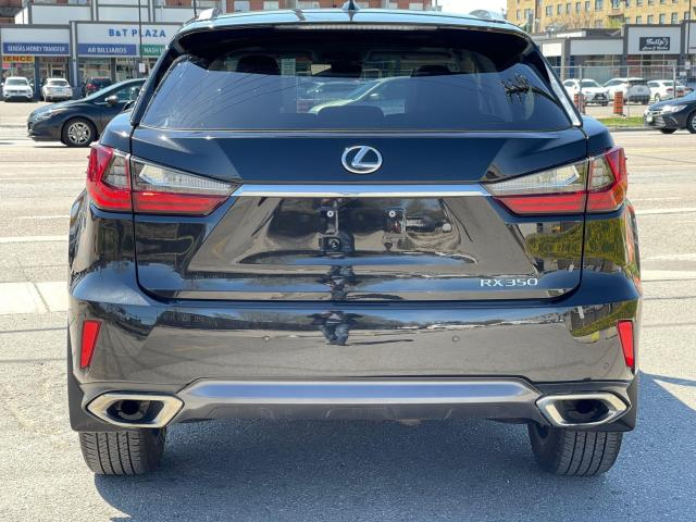 2018 Lexus RX EXECUTIVE PKG NAVIGATION/HUD/PANO ROOF Photo6
