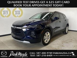 Used 2020 Chevrolet Blazer True North for sale in Sherwood Park, AB