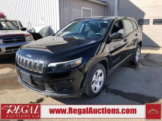 Used 2019 Jeep Cherokee Sport 4D Utility FWD 2.4L for sale in Calgary, AB