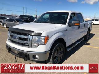 Used 2014 Ford F-150 XLT SuperCrew SWB AWD 3.5L for sale in Calgary, AB