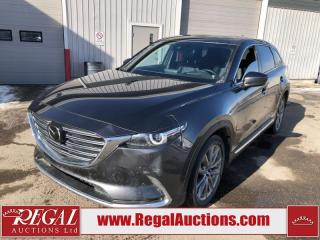 Used 2019 Mazda CX-9 GT 4D Utility AWD 2.5L for sale in Calgary, AB