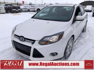 Used 2014 Ford Focus Titanium 4D Sedan 2.0L for sale in Calgary, AB