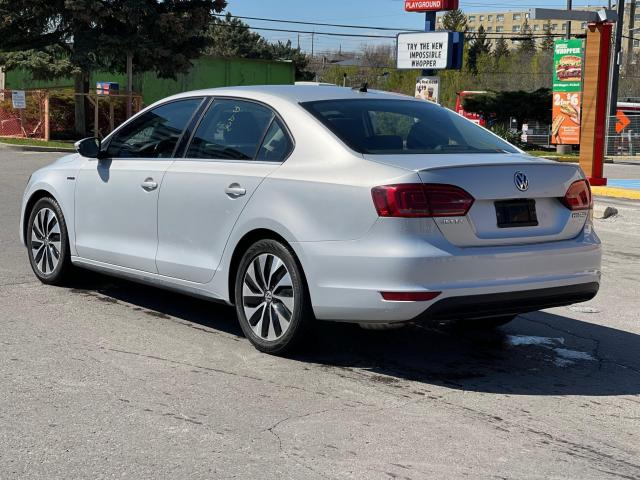 2013 Volkswagen Jetta Hybrid  Executive  Navigation /Leather /Sunroof Photo5