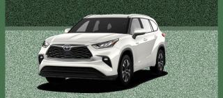 New 2021 Toyota Highlander HYBRID xle awd for sale in Pickering, ON