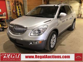 Used 2010 Buick Enclave CXL 4D Utility AWD 3.6L for sale in Calgary, AB