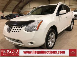 Used 2009 Nissan Rogue SL 4D Utility AWD for sale in Calgary, AB