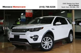 Used 2017 Land Rover Discovery Sport HSE AWD - 7SEATER|PANOROOF|BACKUP|2xRIM&TIRE for sale in North York, ON