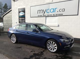 Used 2016 BMW 328 i xDrive LEATHER, SUNROOF, NAV, BEAUTIFUL SPEC!! for sale in Kingston, ON