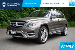 Used 2013 Mercedes-Benz GLK-Class *LEATHER* *SUNROOF* *POWER SEAT* *HEATED SEAT* *BLUETOOTH* for sale in Surrey, BC