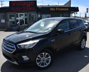 Used 2017 Ford Escape HEATED SEATS! CRUISE CONTROL! BACKUP CAMERA! for sale in Saskatoon, SK