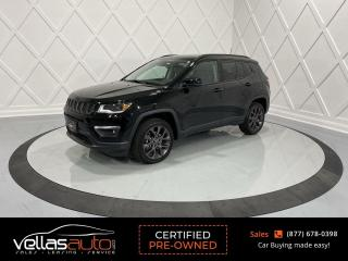 Used 2019 Jeep Compass Limited HIGH ALTITUDE PKG| NAVI|PANO RF| LTHR for sale in Vaughan, ON