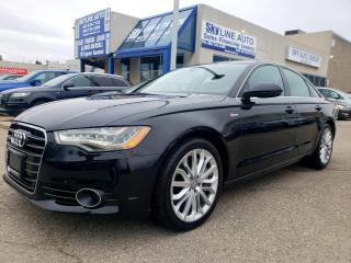 Used 2012 Audi A6 3.0 Premium Plus HUD|NIGHT VISION|SUPERCHARGED|CERTIFIED for sale in Concord, ON