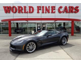 Used 2017 Chevrolet Corvette Grand Sport | *LOW* Mileage | CLEAN! for sale in Etobicoke, ON