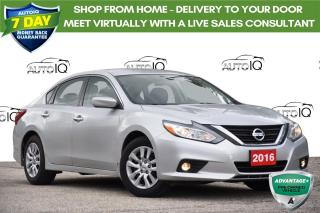 Used 2016 Nissan Altima 2.5 S 2.5L I4 | AUTOMATIC | CVT for sale in Kitchener, ON