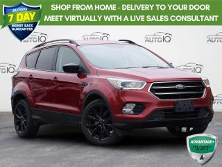 Used 2017 Ford Escape SE|  4WD 1.5L ECOBOOST | A/C | HEATED FRONT SEATS |  SE SPORT APPEARANCE PACKAGE for sale in Waterloo, ON