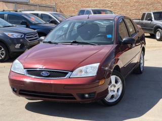 Used 2006 Ford Focus ZX4 HEATED SEATS, CRUISE CONTROL, AIR & MUCH MORE for sale in Saskatoon, SK