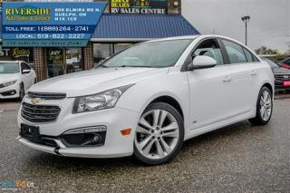 Used 2015 Chevrolet Cruze LT for sale in Guelph, ON