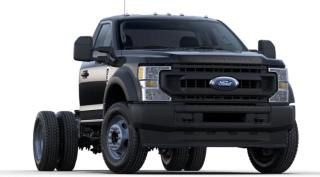 New 2021 Ford F-550 Super Duty DRW F-550 XL for sale in Forest, ON
