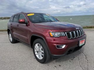 Used 2018 Jeep Grand Cherokee Laredo 4x4 Heated Seats Sun Roof Bluetooth Backup Cam Low K's for sale in Belle River, ON