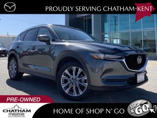 Used 2019 Mazda CX-5 GT w/Turbo for sale in Chatham, ON