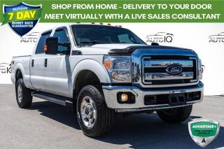 Used 2015 Ford F-250 XLT 4X4 | CREW CAB for sale in Innisfil, ON