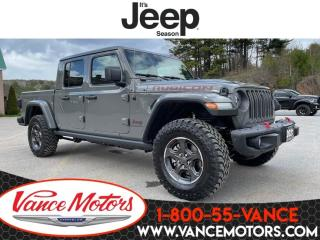 New 2021 Jeep Gladiator Rubicon 4x4...LOADED*DUAL TOP*BEDLINER! for sale in Bancroft, ON