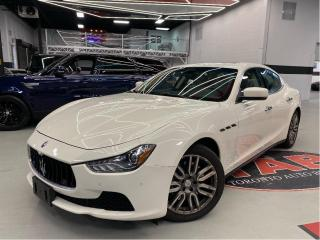 Used 2014 Maserati Ghibli S Q4 I SUNROOF I NAVI I PARK ASSIST I COMING SOON for sale in Vaughan, ON