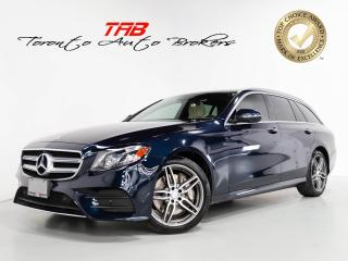 Used 2017 Mercedes-Benz E-Class E400 AMG WAGON | PANO | NAV | HUD for sale in Vaughan, ON