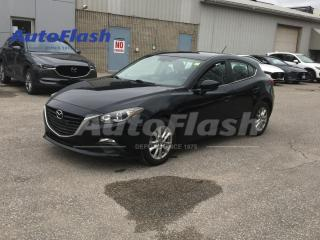Used 2015 Mazda MAZDA3 GS Sport Hatchback *Bluetooth *Camera for sale in Saint-Hubert, QC