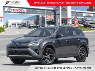 Used 2017 Toyota RAV4 HYBRID for sale in Toronto, ON