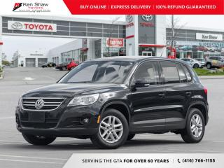 Used 2010 Volkswagen Tiguan 4Motion for sale in Toronto, ON