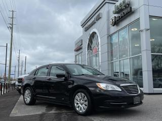 Used 2013 Chrysler 200 LX   Low KM  One Owner Economy Car ! for sale in Richmond Hill, ON